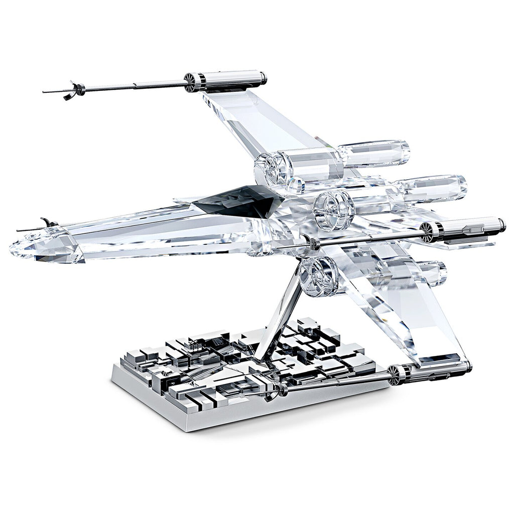 Swarovski Crystal X-Wing Starfighter Figurine 5506805