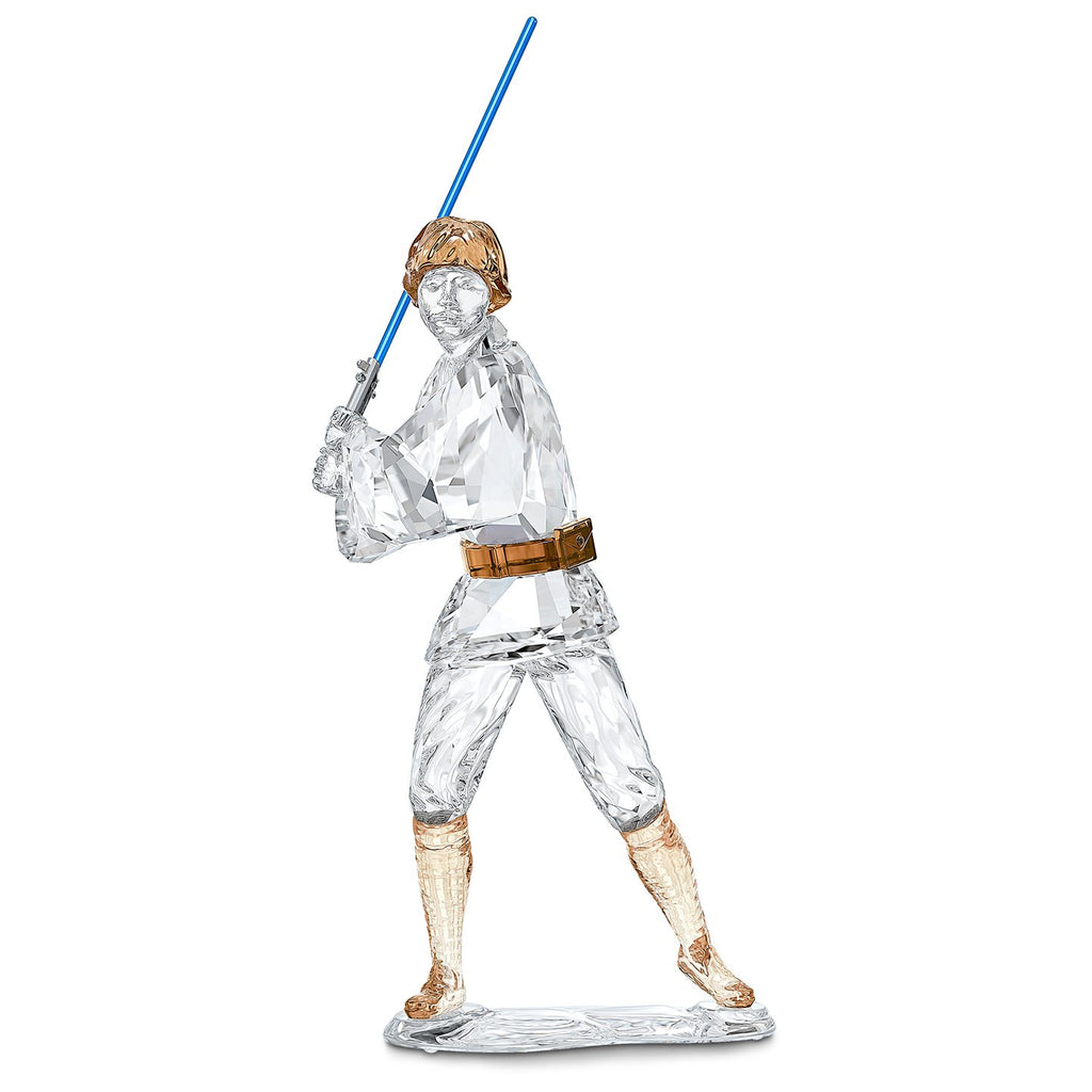 Swarovski Crystal Luke Skywalker Figurine 5506806