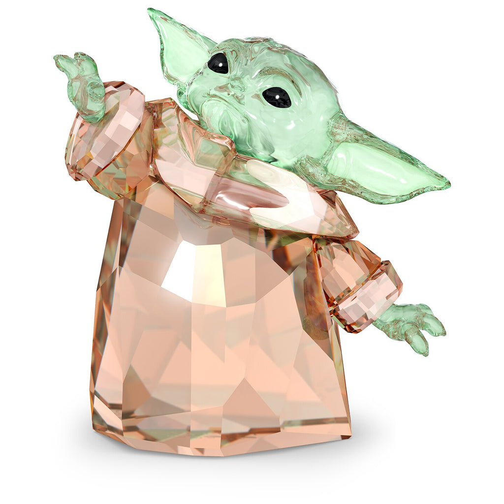 Swarovski Crystal Baby Yoda Mandalorian The Child Figurine 5583201