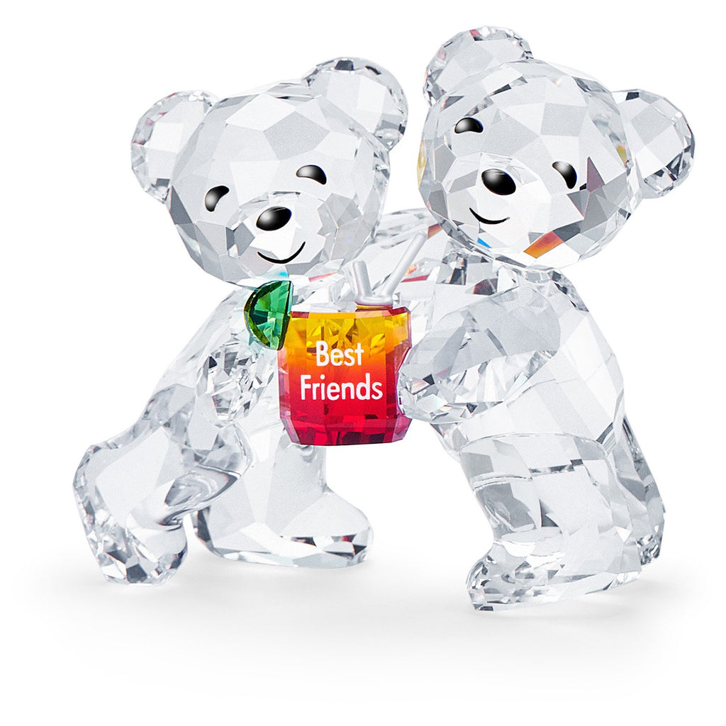 Swarovski Crystal Kris Bear Best Friends Figurine 5491971