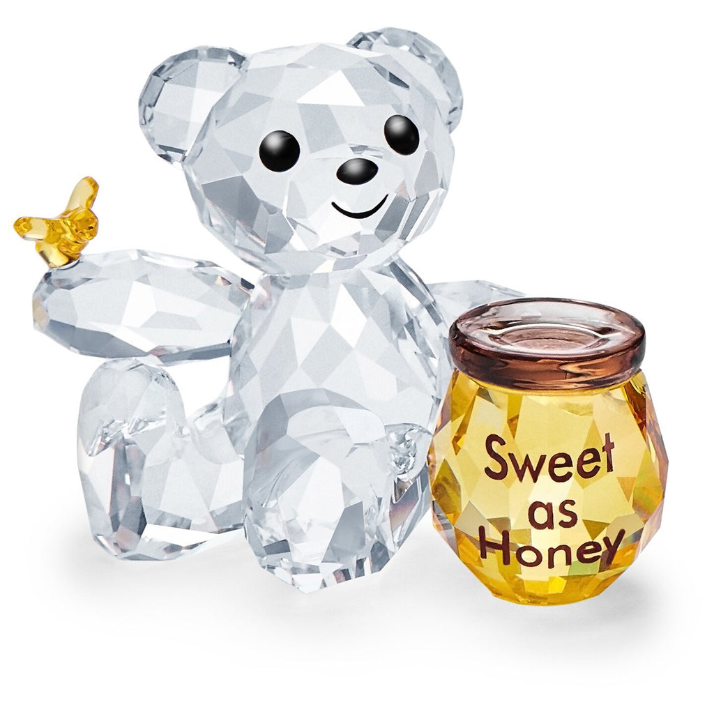 Swarovski Crystal Kris Bear Sweet as Honey Figurine 5491970