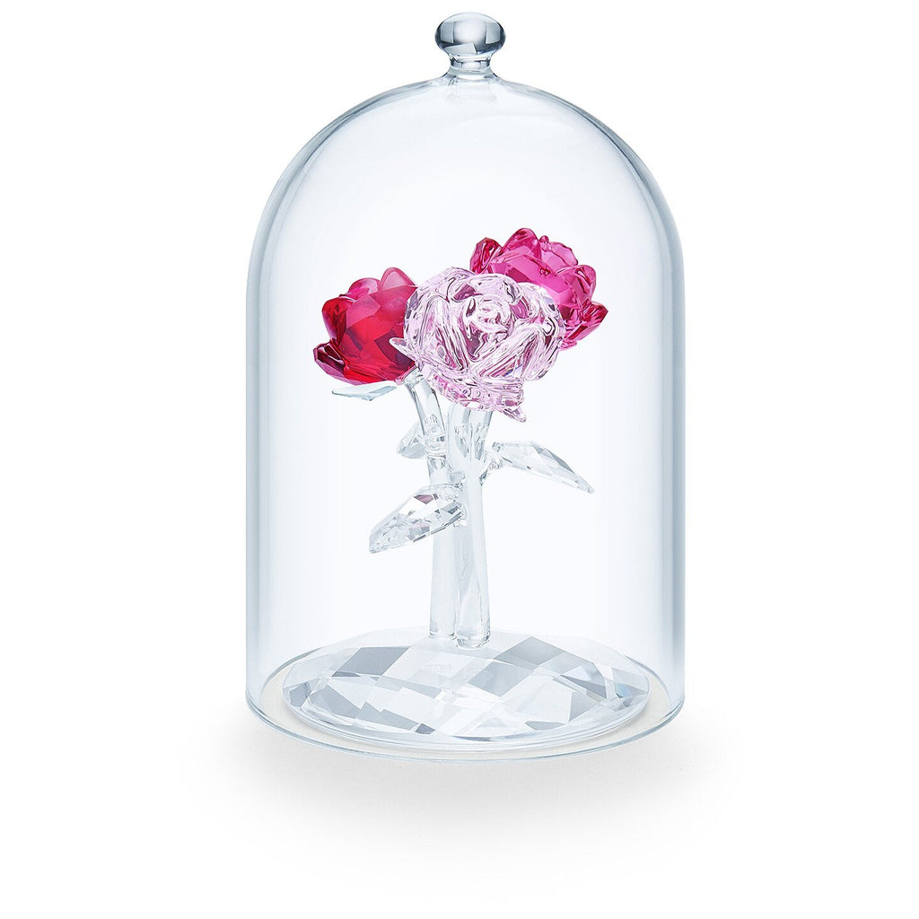 Swarovski Crystal Rose Bouquet Figurine 5493707