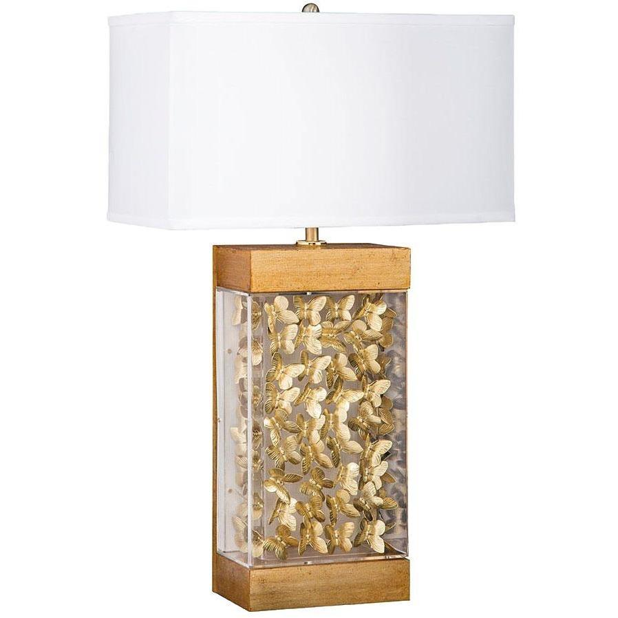 Tommy Mitchell Butterfly Study Lamp 0LPGBS