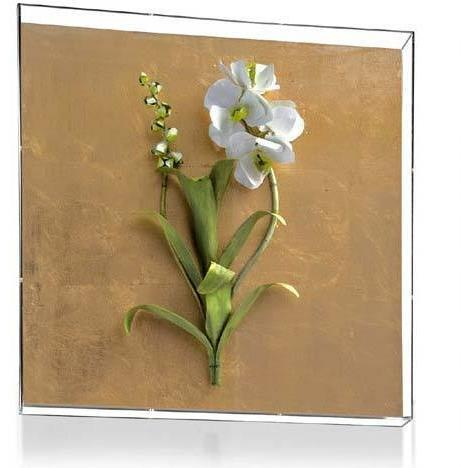 Tommy Mitchell Vanda Orchid Studies - Painted & Guilded 1 0001LVSPG