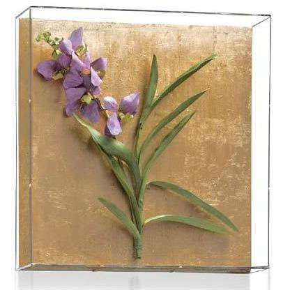 Tommy Mitchell Vanda Orchid Studies - Painted & Guilded 3 0003LVSPG