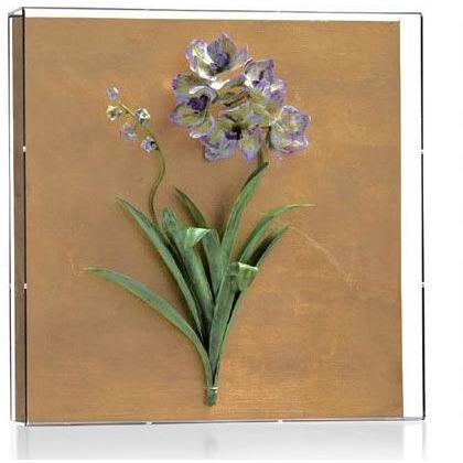 Tommy Mitchell Vanda Orchid Studies - Painted & Guilded 5 0005LVSPG
