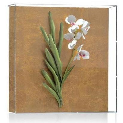 Tommy Mitchell Vanda Orchid Studies - Painted & Guilded 6 0006LVSPG