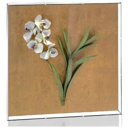 Tommy Mitchell Vanda Orchid Studies - Painted & Guilded 7 0007LVSPG