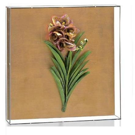 Tommy Mitchell Vanda Orchid Studies - Painted & Guilded 8 0008LVSPG