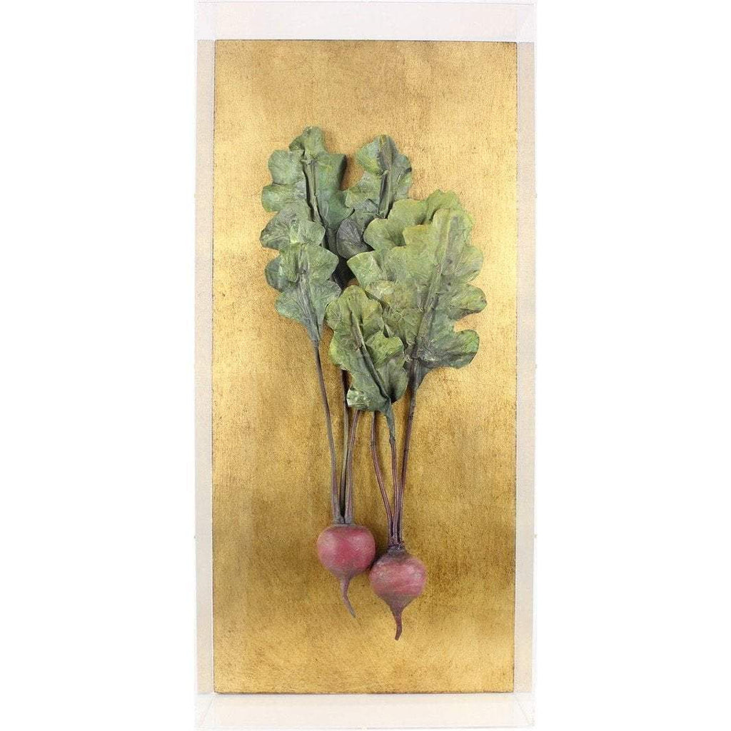 Tommy Mitchell  Vegetable Studies on Gilded Back Beet 000BET