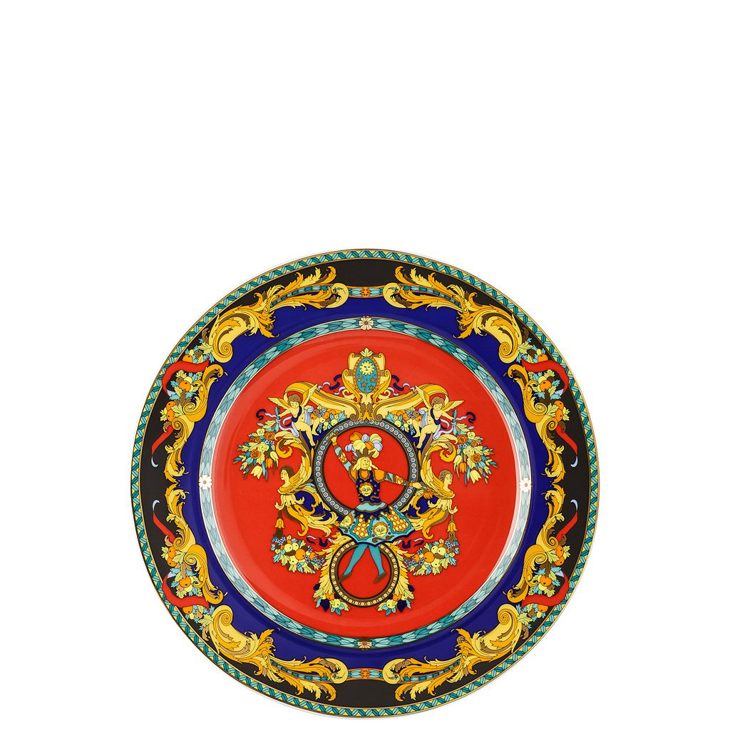 Versace 25 Years Le Roi Soleil Dessert Plate 8.5 inch 19300-406636-28602