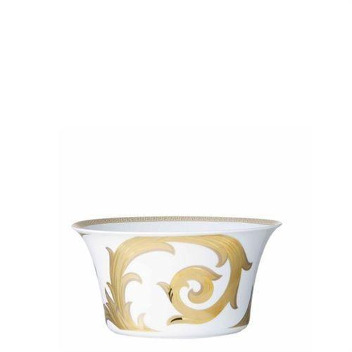 Versace Arabesque Gold Open Vegetable 8 inch 56 ounce 19315-409629-13120
