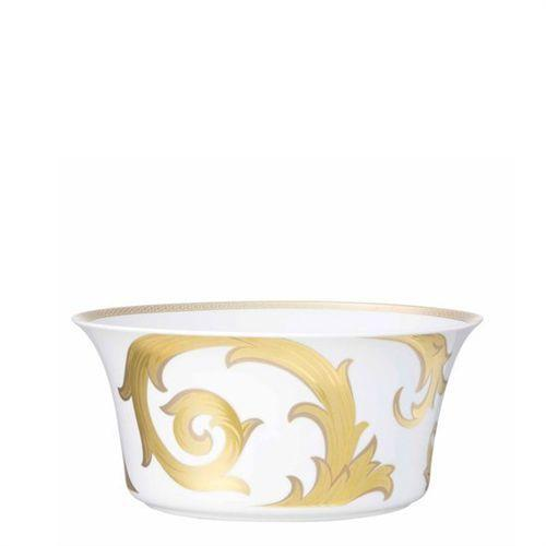 Versace Arabesque Gold Open Vegetable 9.75 inch 115 ounce 19315-409629-13130