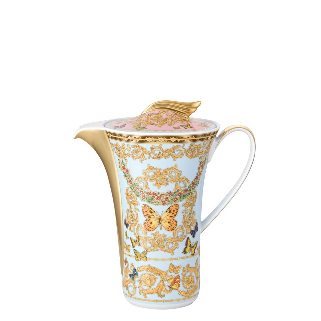 Versace Butterfly Garden Coffee Pot 40 ounce 19300-409609-14030