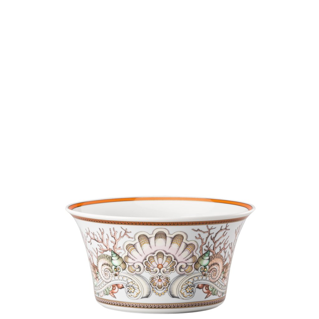Versace Etoiles De La Mer Vegetable Bowl open 7.75 inch 56 ounce 19325-403647-13120