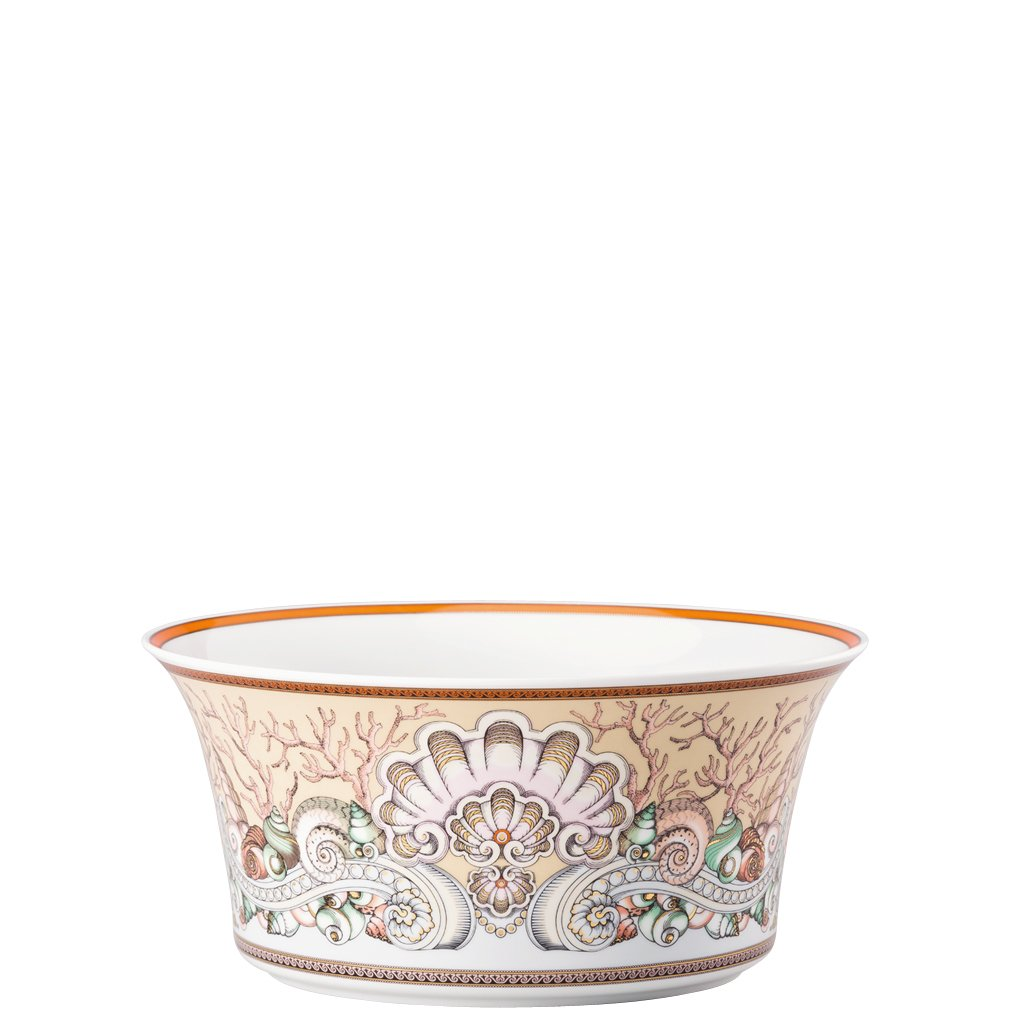 Versace Etoiles De La Mer Vegetable Bowl open 9.75 inch 115 ounce 19325-403647-13130