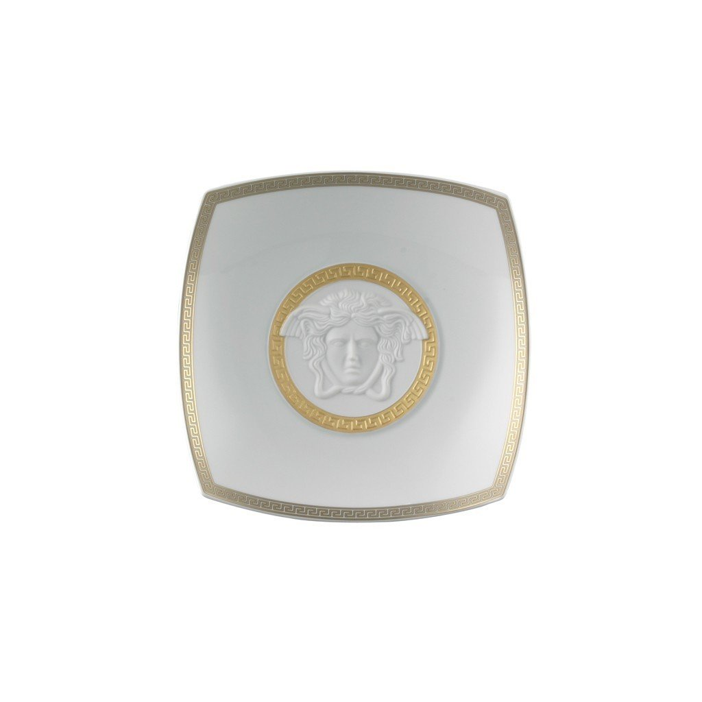 Versace Gorgona Candy Dish Porcelain 7 inch 14095-102845-25818