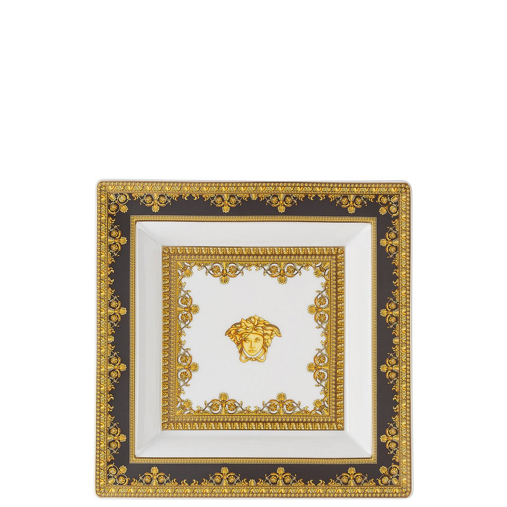 Versace I Love Baroque Tray 8.5 inch 14085-403651-25822