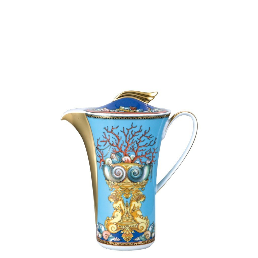 Versace La Mer Coffee Pot 40 ounce 19300-409608-14030