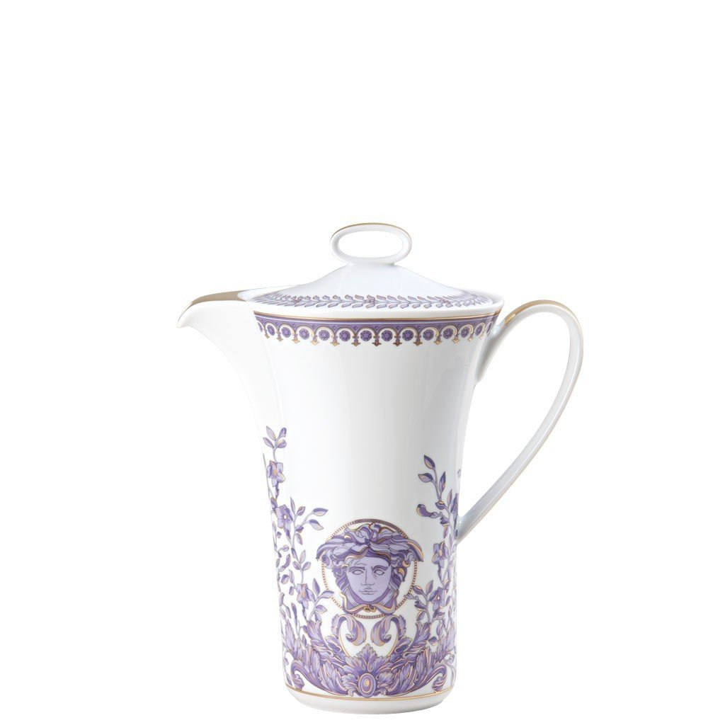 Versace Le Grand Divertissement Coffee Pot 40 ounce 10490-403625-14030