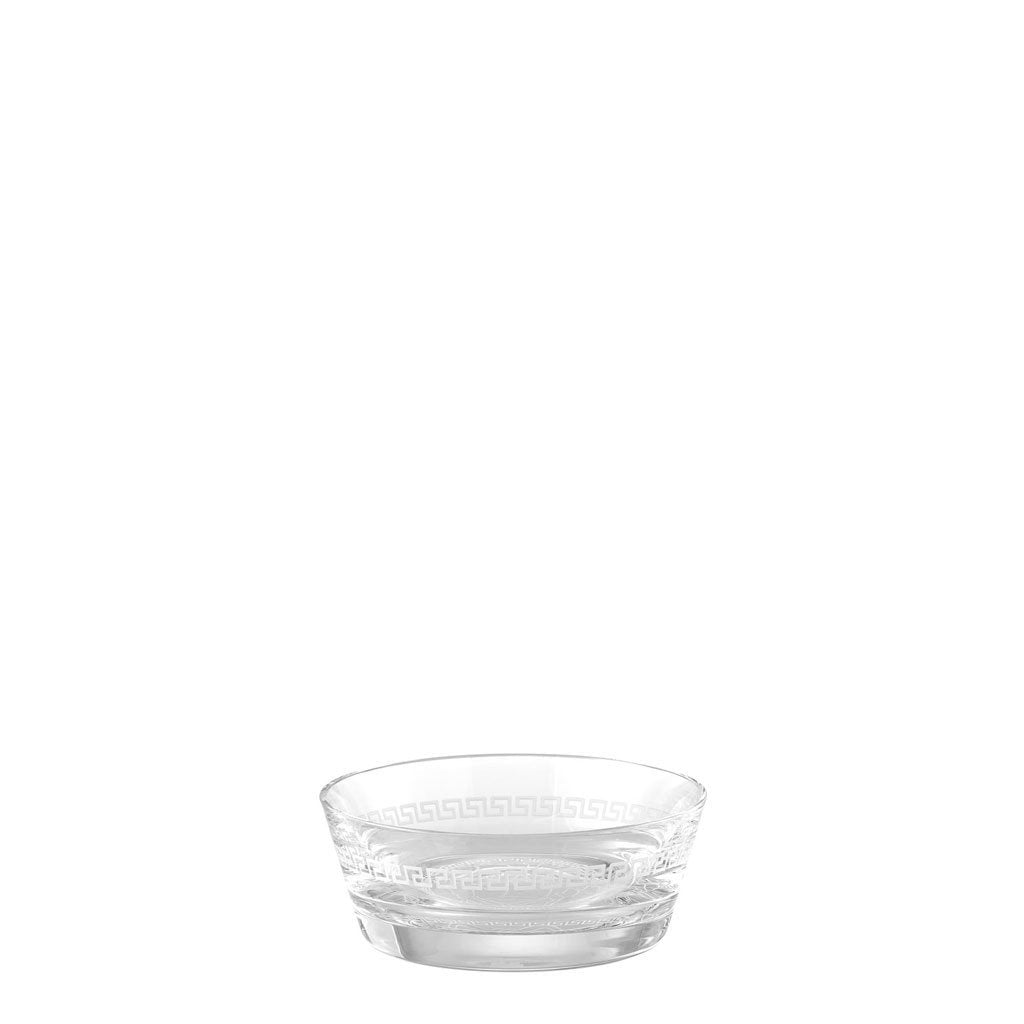 Versace Medusa Clear Bowl 4.75 inch 69793-320617-45312
