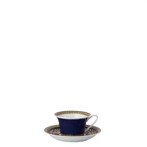 Versace Medusa Blue Cup Low 7 ounce 19325-409620-14642