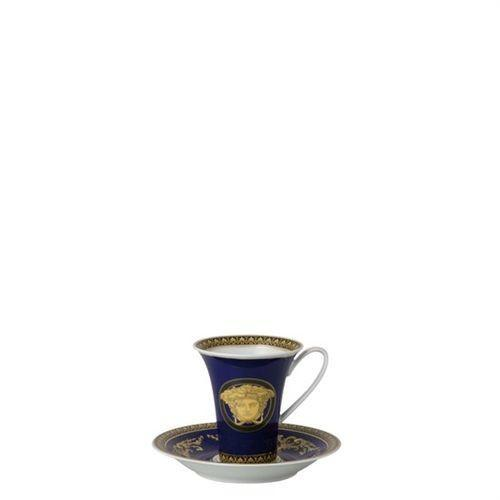 Versace Medusa Blue Cup High 6 ounce 19325-409620-14742