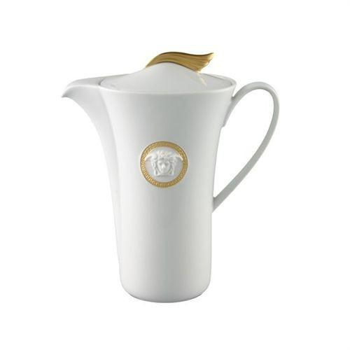 Versace Medusa D Or Coffee Pot 40 ounce 19300-409950-14030
