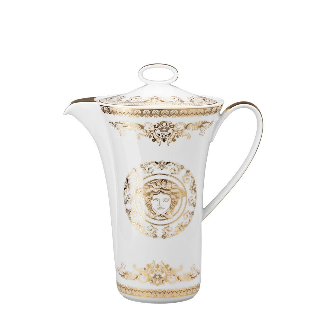 Versace Medusa Gala Coffee Pot 40 ounce 10490-403635-14030