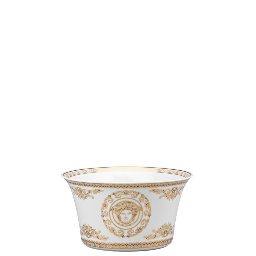 Versace Medusa Gala Vegetable Bowl Open 6.5 inch 40 ounce 19325-403635-13110