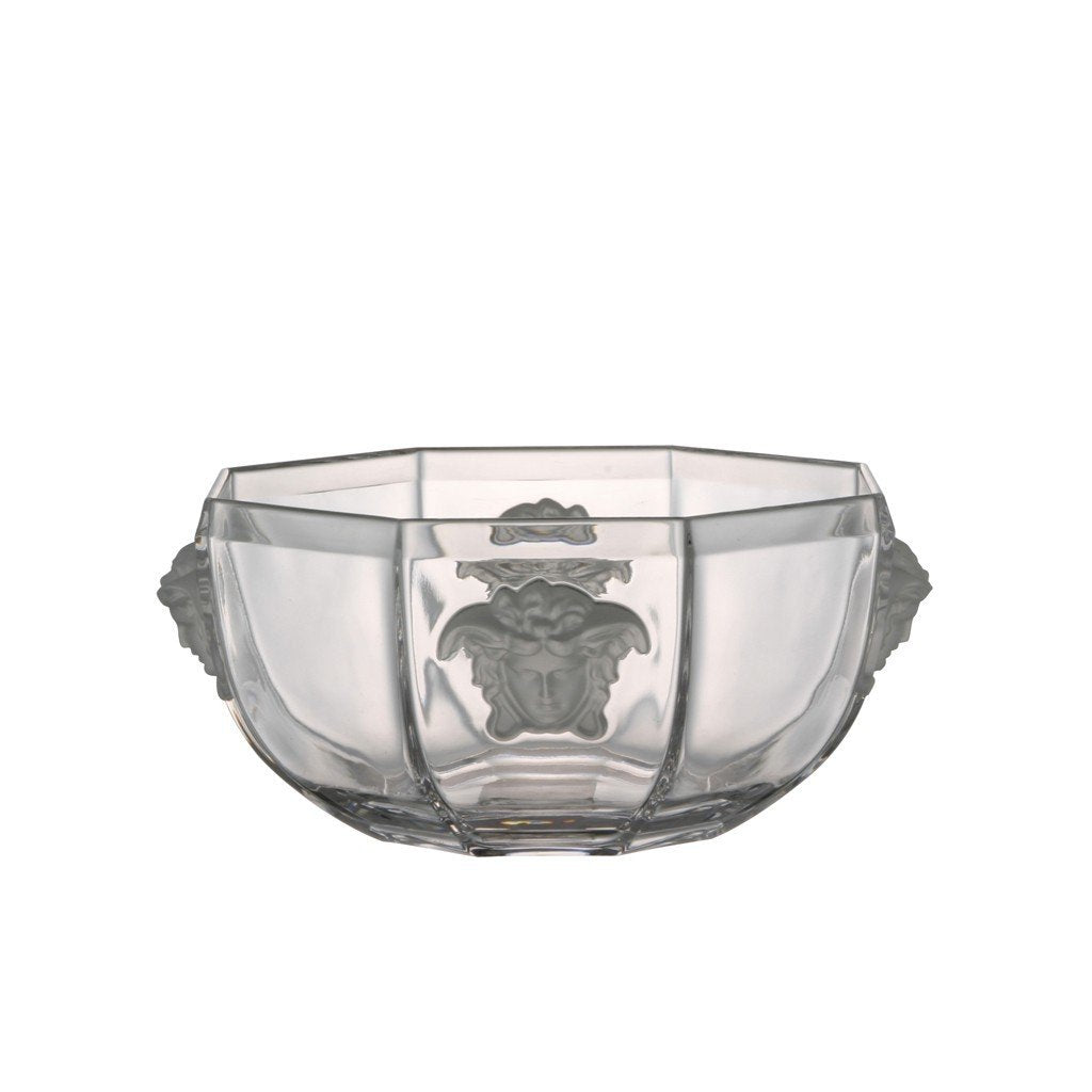 Versace Medusa Lumiere Bowl Crystal 7 inch 20665-110835-45318