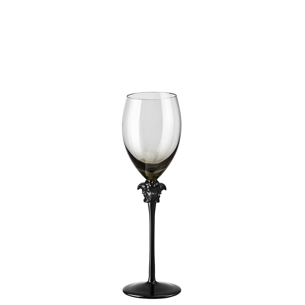 Versace Medusa Lumiere Haze White Wine Glass 11 ounce 20665-321392-40300