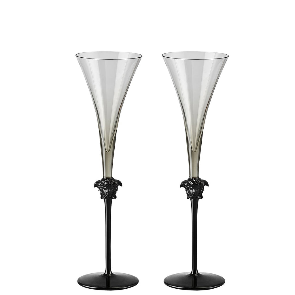 Champagne Flute set of two 12 inch 6 ounce 20665-321392-48804