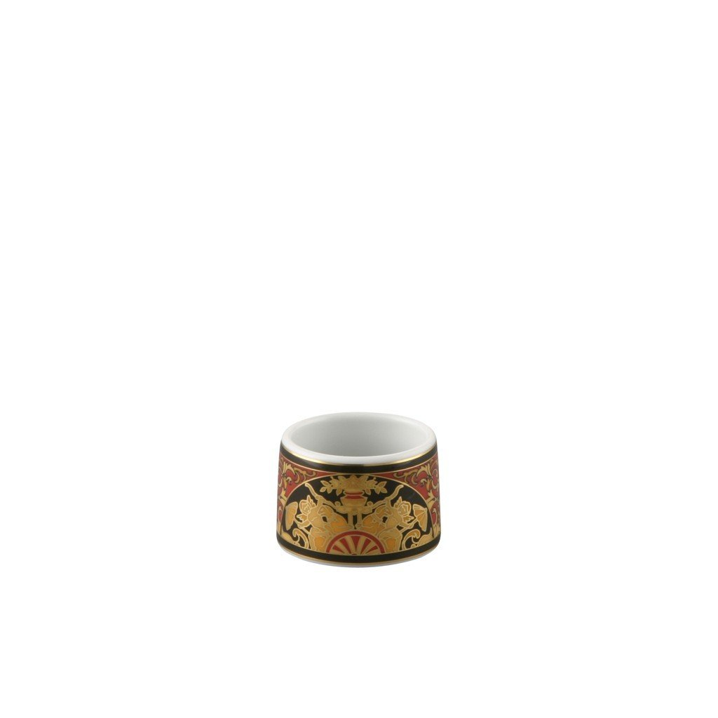 Versace Medusa Red Napkin Ring 14090-102721-15053