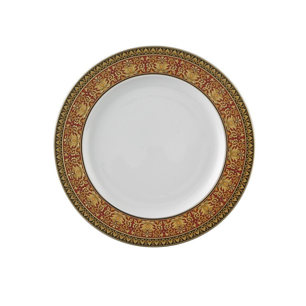 Versace Medusa Red Salad Plate 8.5 inch 19300-409605-10222