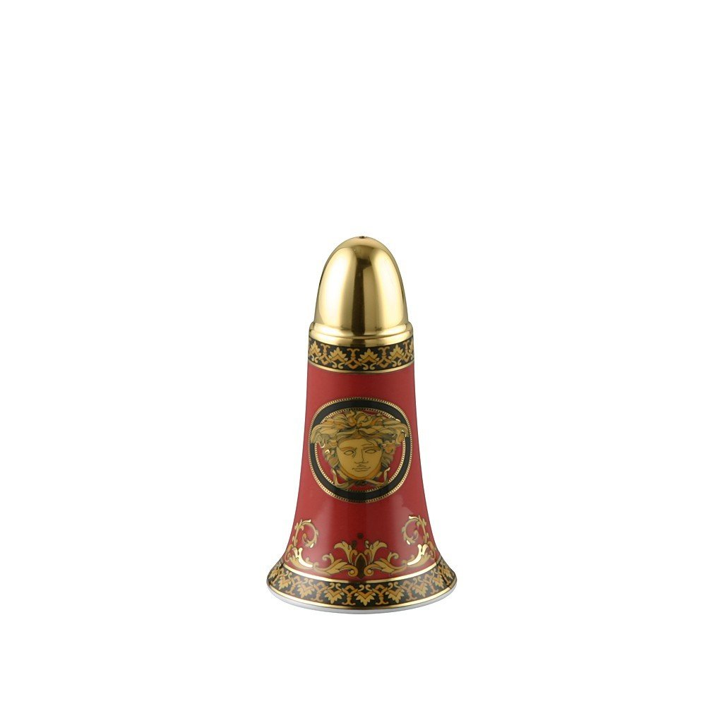 Versace Medusa Red Pepper Shaker 19300-409605-15035