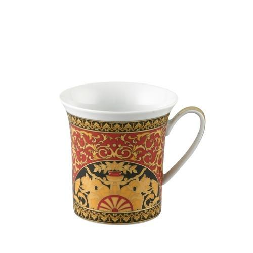 Versace Medusa Red Breakfast Set mug & bowl 19315-409605-10002