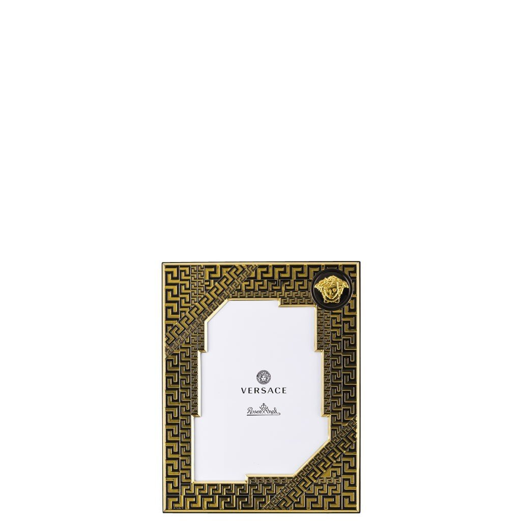 Versace Black Picture Frame 5 x 7 inch 69075-321336-05732