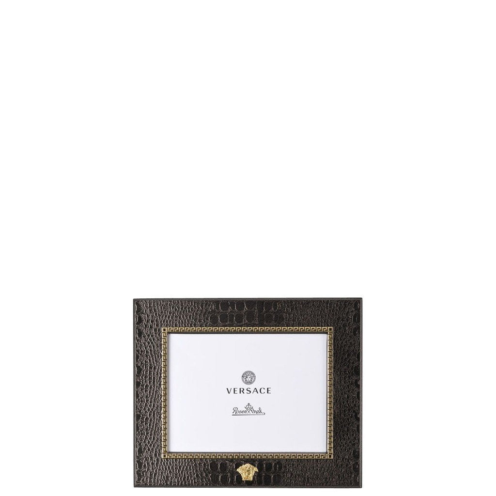 Versace Black Picture Frame 4 x 6 inch 69077-321341-05731