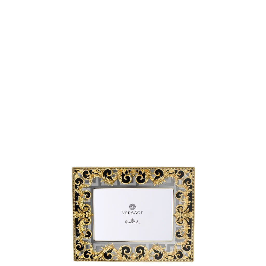 Versace Prestige Gala Picture Frame 4 x 6 inch picture 7 x 9 inch 14284-403637-27425