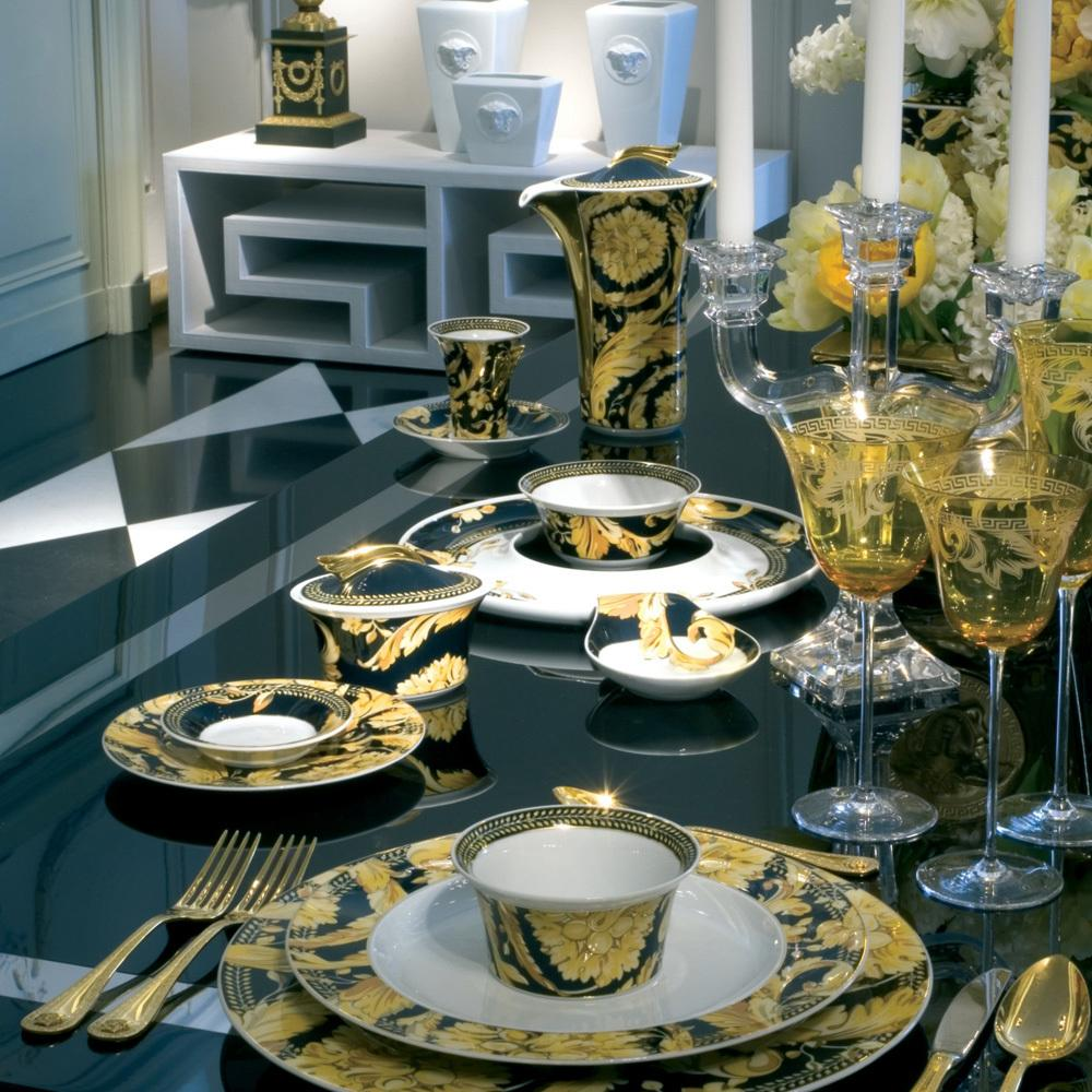Versace Vanity 5 Piece Place Setting 19300-403608-10000