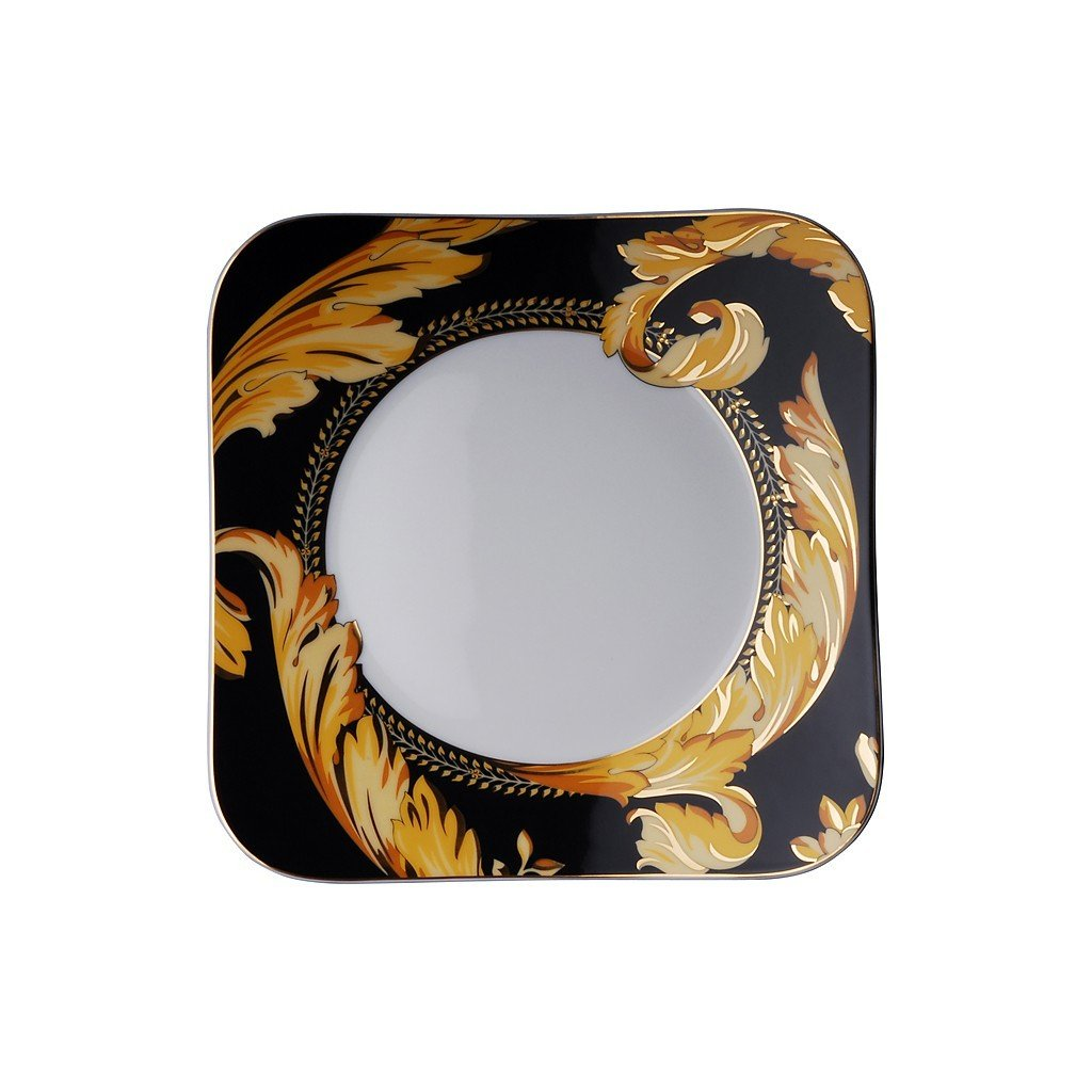 Versace Vanity Salad Plate Square 8.25 inch 19750-403608-16221