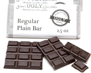 Regular Plain Chocolate Bar