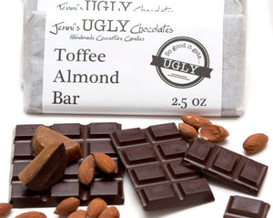 Toffee Almond Bar