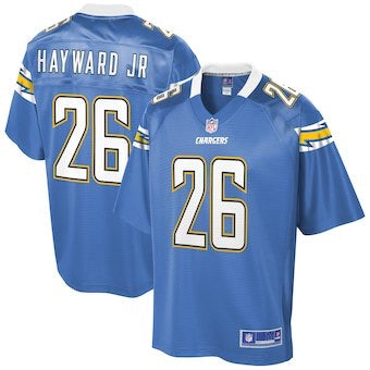 Casey Hayward JR Chargers Jersey