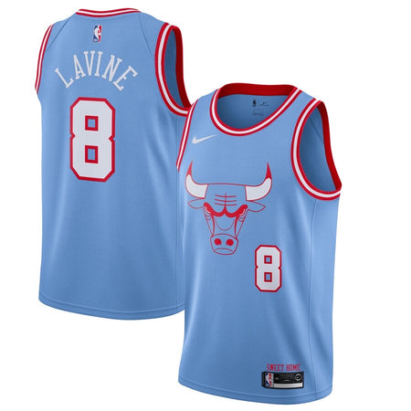 Chicago Bulls 19-20 City Edition Jersey
