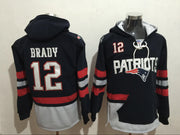 New England Patriots Player Hoodie