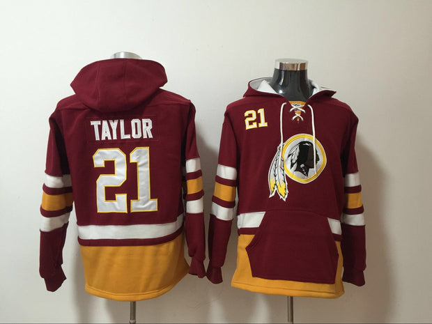 Washington Redskins Player Hoodie