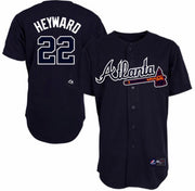 Jason Heyward Braves Jersey