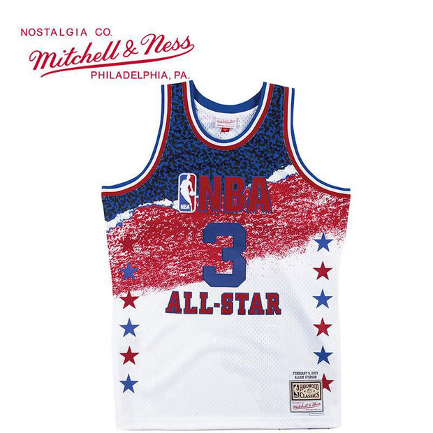 #3 Allen Iverson All-Star East 2003 Mitchell&Ness